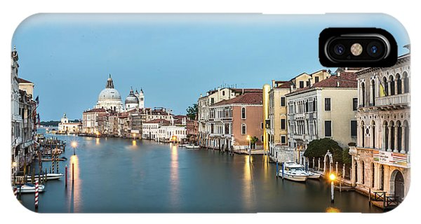 Grand Canal In Venice, Italy IPhone Case