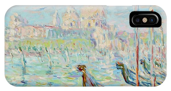 Grand Canal Venice IPhone Case