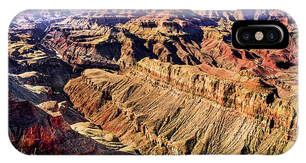Grand Canyon Afternoon At Lipan Point IPhone Case