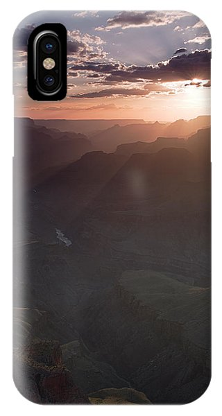 Grand Canyon Glow IPhone Case