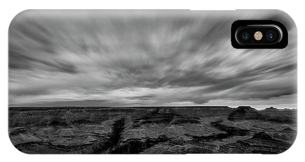 Grand Canyon iPhone Case - Grand Canyon In Motion II by Jon Glaser