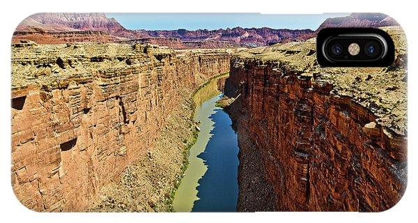 Grand Canyon National Park Colorado River IPhone Case