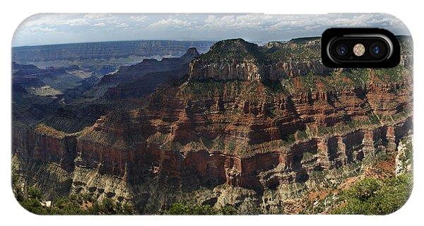 Grand Canyon North Rim IPhone Case