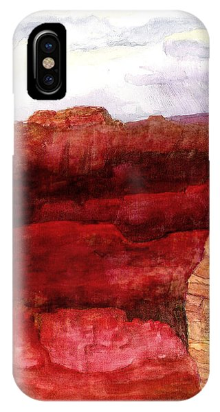 Grand Canyon S Rim IPhone Case