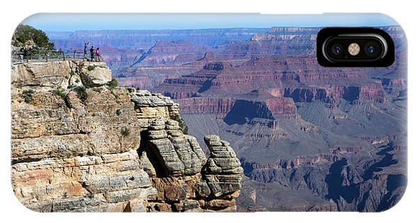 IPhone Case featuring the photograph Grand Canyon South Rim by Steven Frame