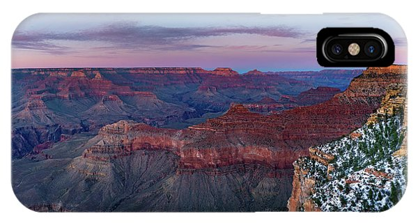 Grand Canyon - South Rim Twilight IPhone Case