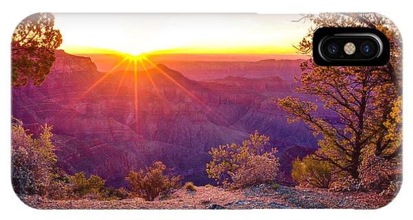 Grand Canyon Sunrise IPhone Case