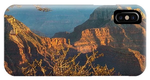 Grand Canyon Sunset Panorama IPhone Case