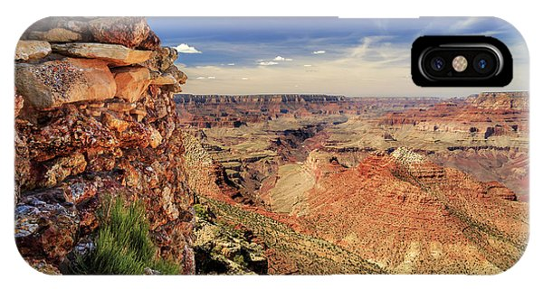 Grand Canyon Wall IPhone Case