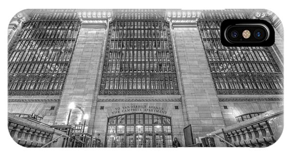 Grand Central Station Phone Case by Michael  Bennett