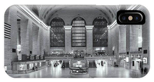 Grand Central Terminal II IPhone Case