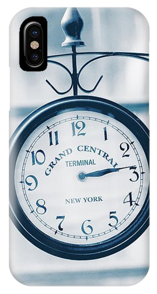 Grand Central Time 2 IPhone Case
