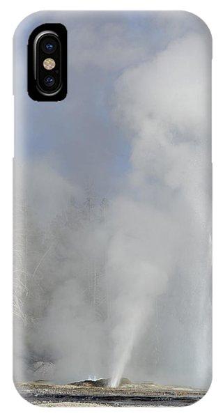 Grand Geyser Vertical IPhone Case