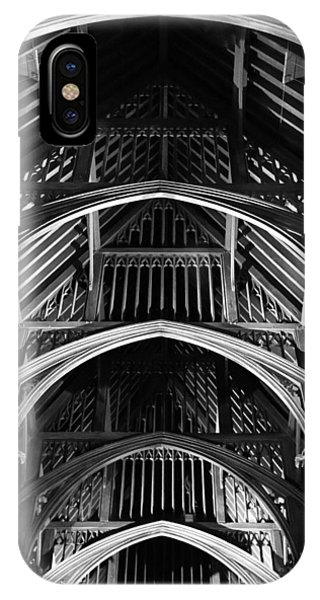 Grand Hall Ceiling IPhone Case