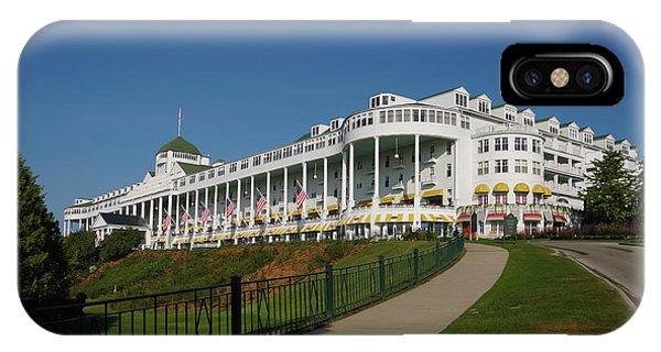 Grand Hotel Mackinac Island 2 IPhone Case
