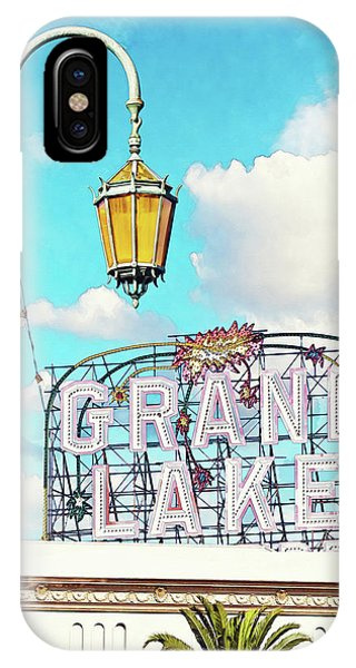 Grand Lake Merritt - Oakland, California IPhone Case