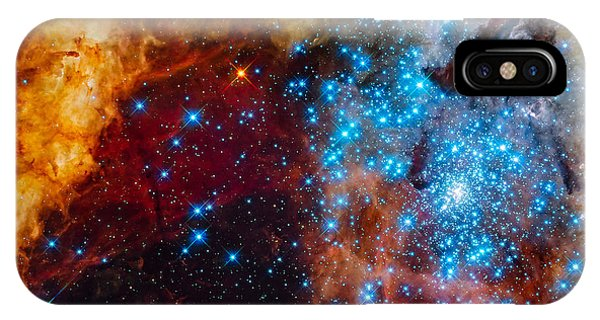 Grand Star-forming Region IPhone Case