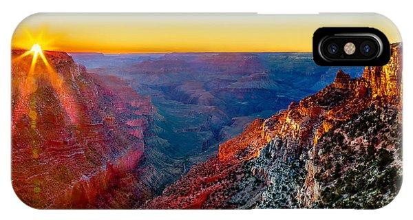 Arizona iPhone Case - Grand Sunset by Az Jackson