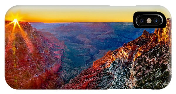 Grand Sunset IPhone Case
