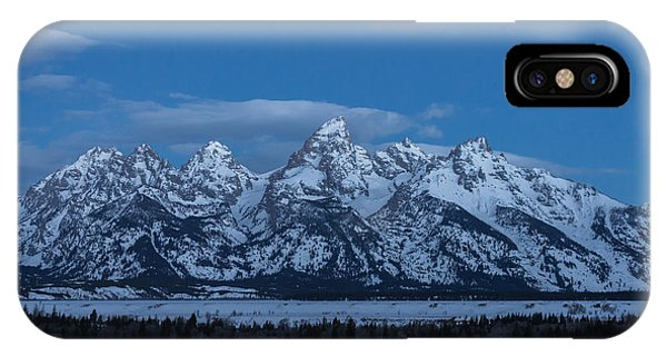 Grand Teton National Park Sunrise IPhone Case