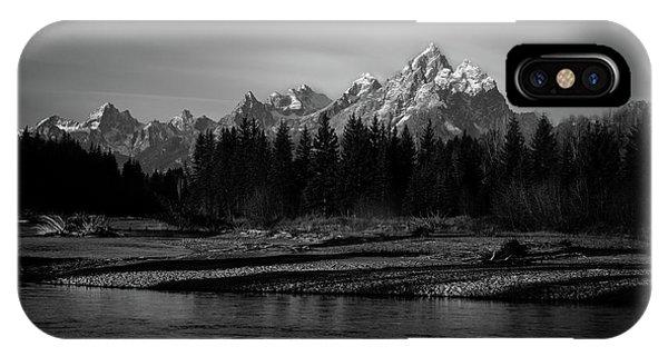 Grand Teton Peak IPhone Case