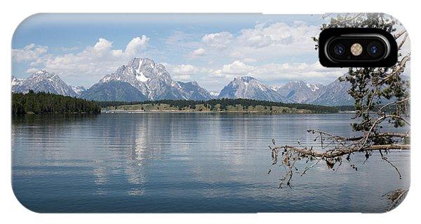 Grand Teton Range IPhone Case