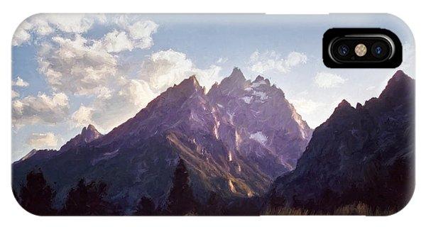 Grand Teton IPhone Case