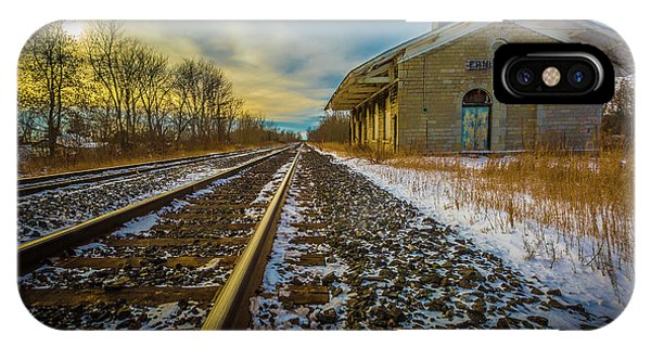 Grand Trunk Station  IPhone Case