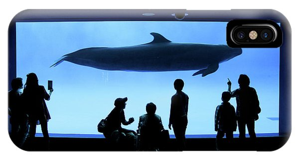 Grand Whale IPhone Case