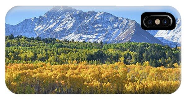 Grand Wilson Mesa Landscape IPhone Case