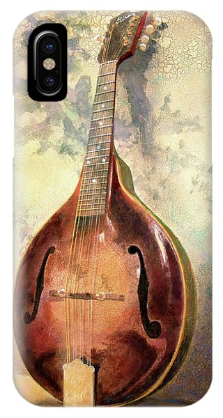 Grandaddy's Mandolin IPhone Case