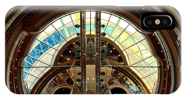 Grandeur Of The Seas Gold Centrum IPhone Case