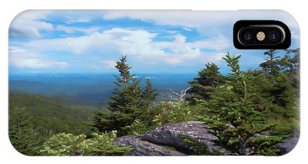 Grandfather Mountain IPhone Case