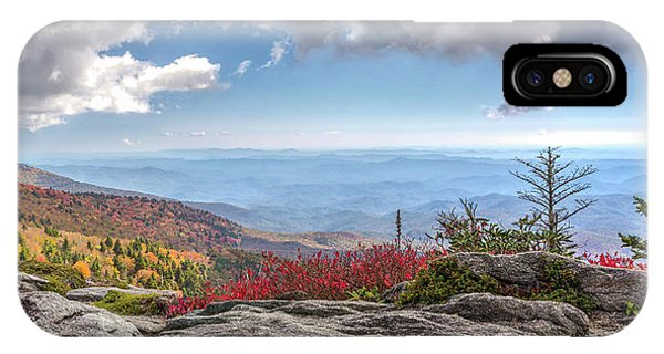 Grandfather Mountain Panorama 02 IPhone Case