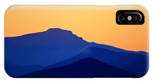Grandfather Sunset IPhone Case