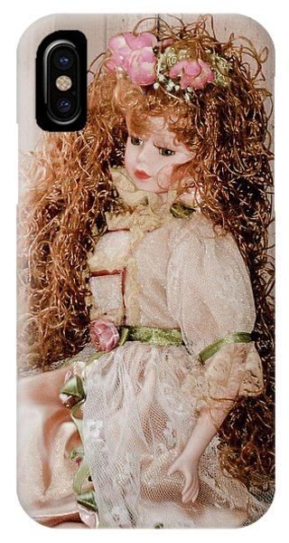 Grandma's Doll IPhone Case