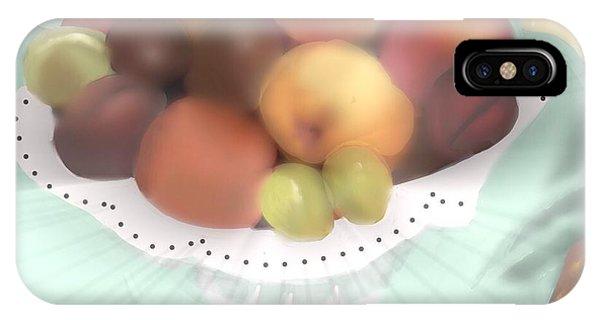 Grandma's Table IPhone Case