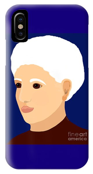 Grandmother IPhone Case