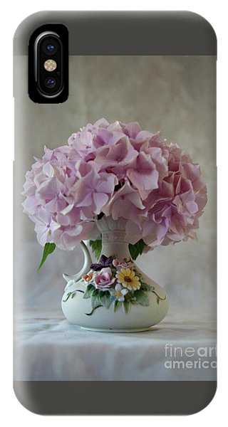 Grandmother's Vase   IPhone Case