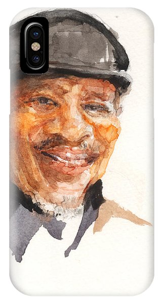 Grandpa John Perkins IPhone Case