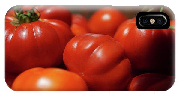 Grandpas Tomatoes IPhone Case