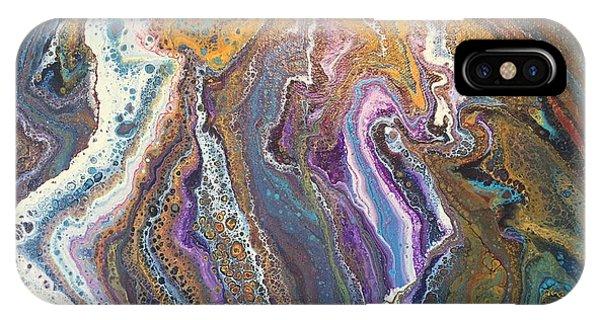 Granite Flow IPhone Case