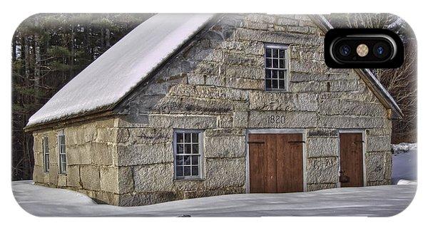 Granite House IPhone Case