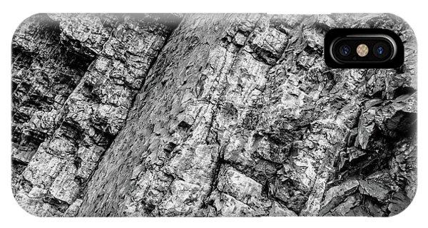Granite Slab Canadian Rockies IPhone Case