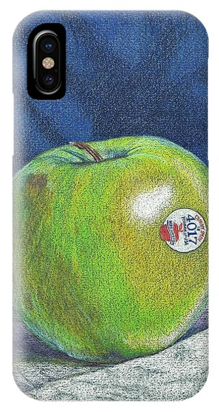 Granny Smith IPhone Case
