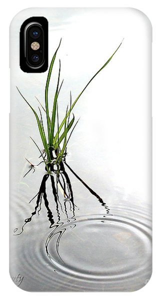 Ripples And Reflections IPhone Case