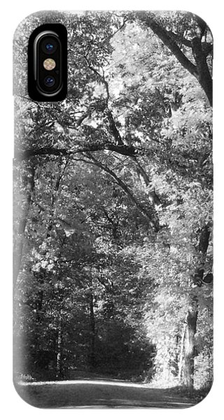 Graves Rd  IPhone Case