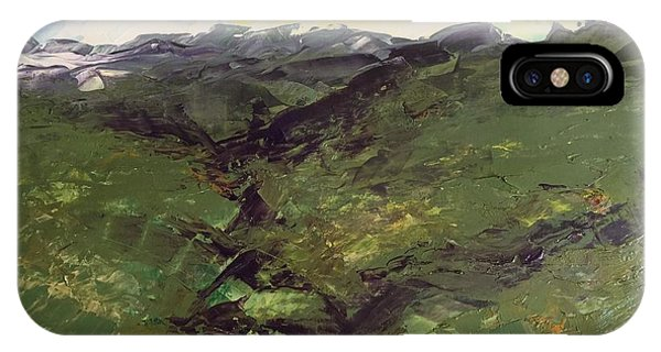 Grazing Hills IPhone Case