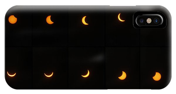 Great American Eclipse 2017 IPhone Case