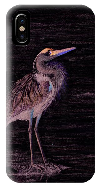 Great Blue Heron IPhone Case